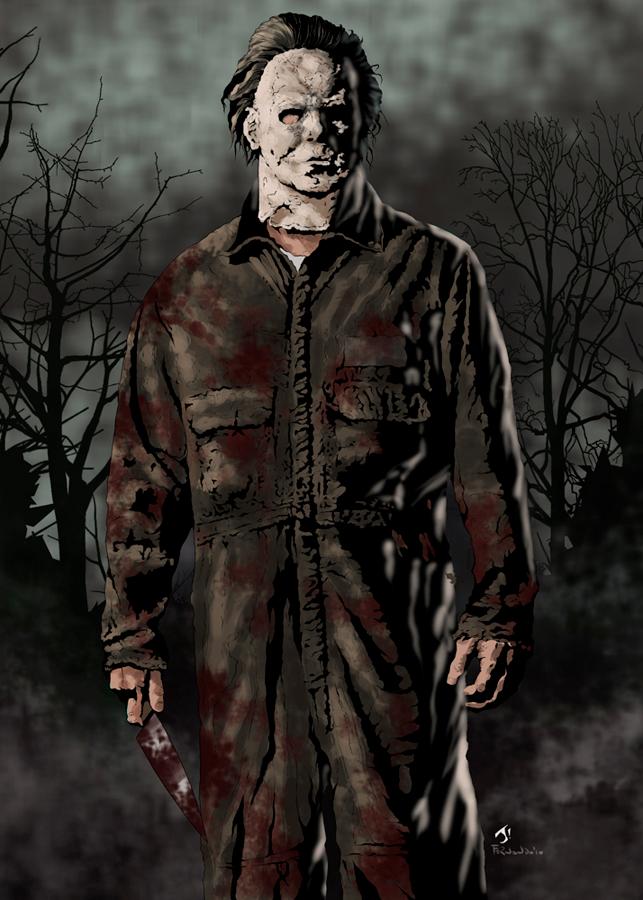 Michael Myers - Jay Odjick