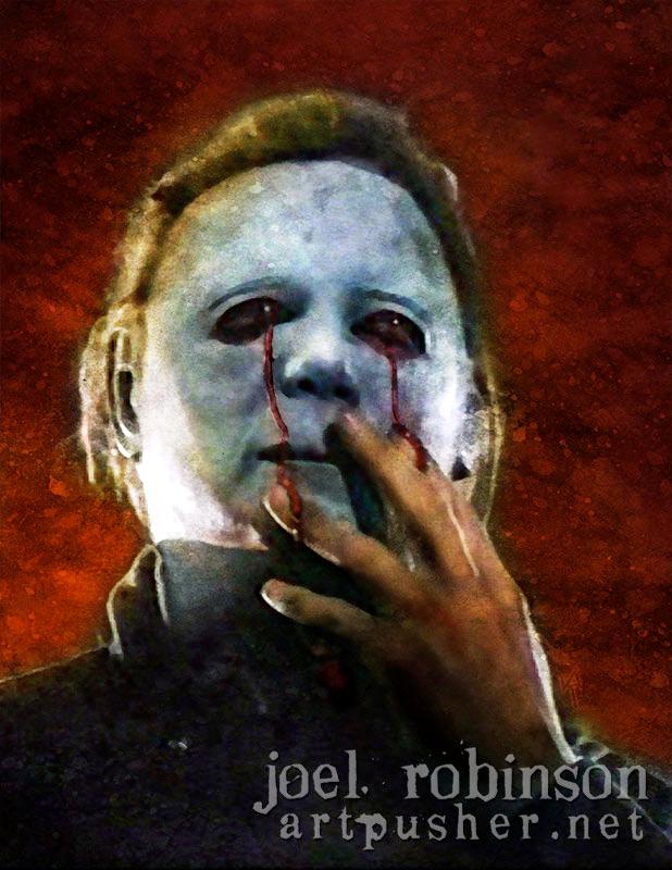 Michael Myers - Joel Robinson