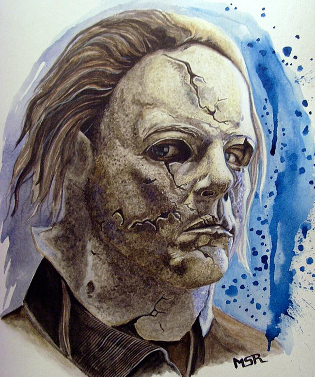 Michael Myers - Markuha