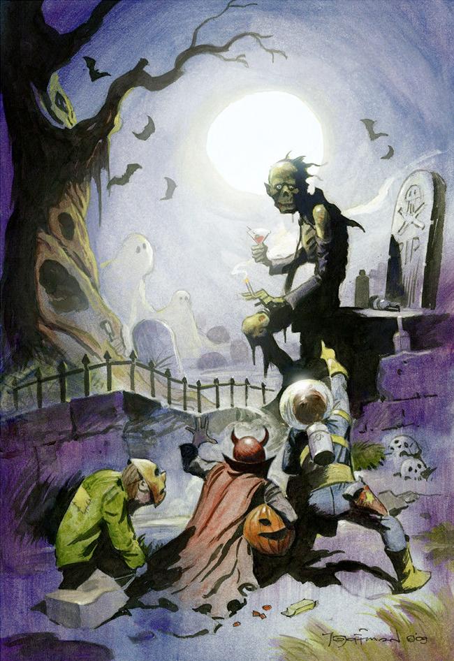 Mike Hoffman - Halloween Horror
