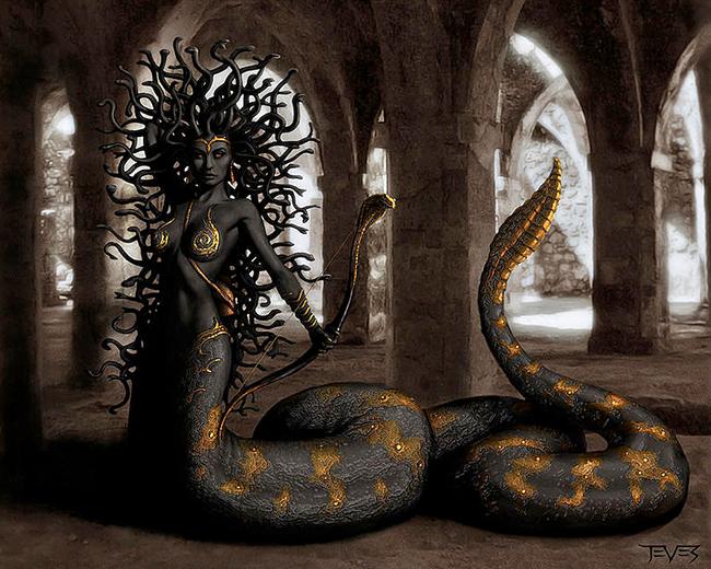 Miles Teves - Medusa