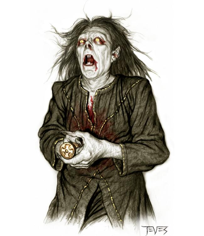 Miles Teves - Vampire Staked