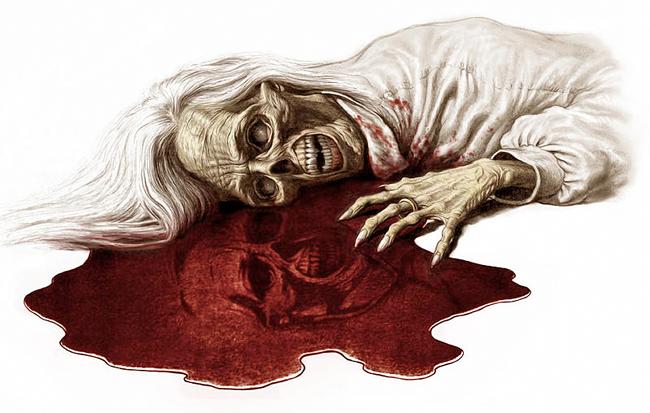Miles Teves - Dying Vampire
