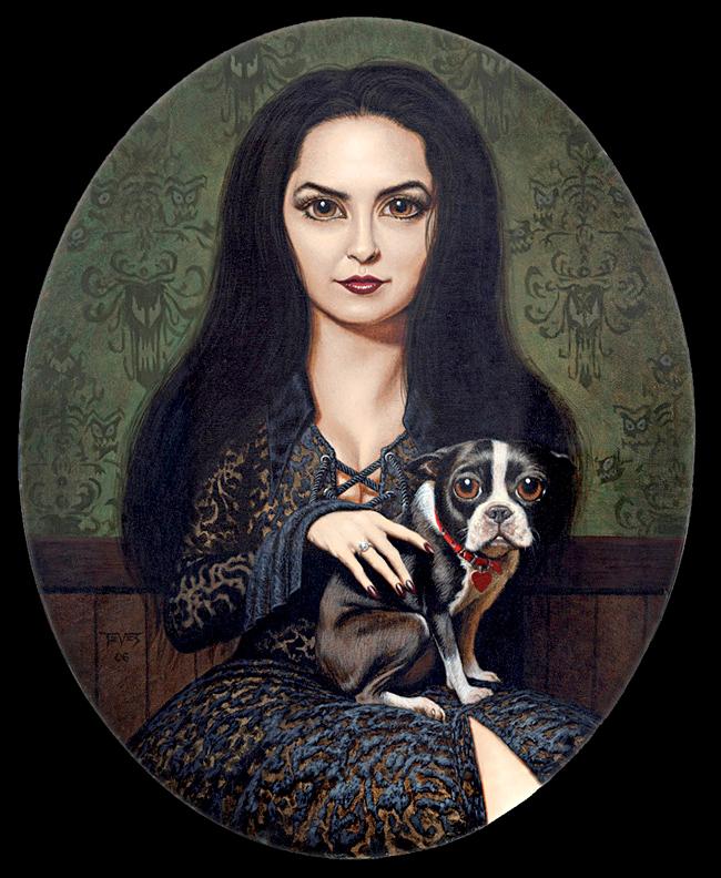 Miles Teves - Victorian Pets