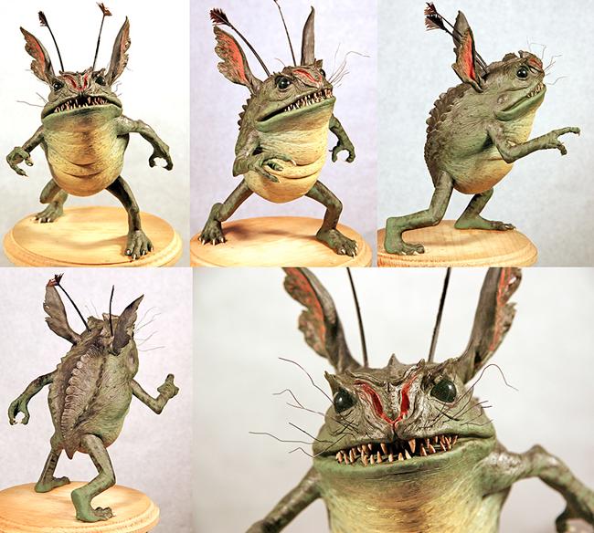 Miles Teves - Toad Goblin