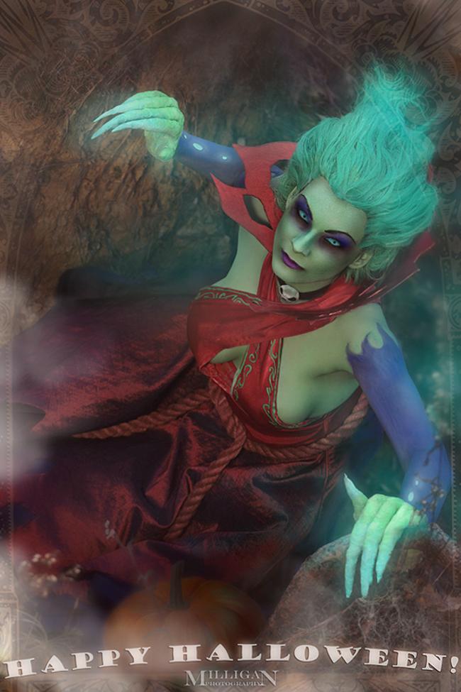 Milligan Vick - Halloween Death Prophet