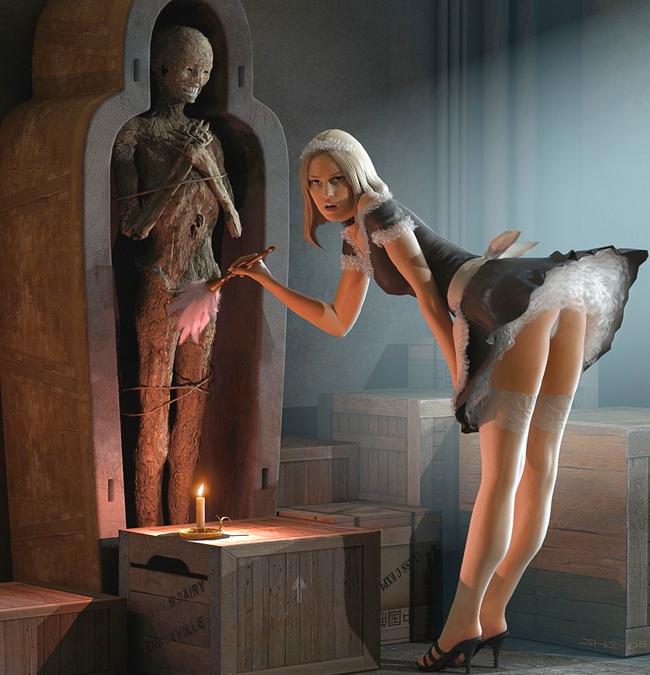 Mummy - Steven Stahlberg