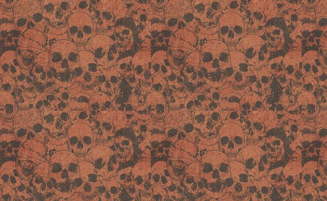 Halloween Pattern - Skulls