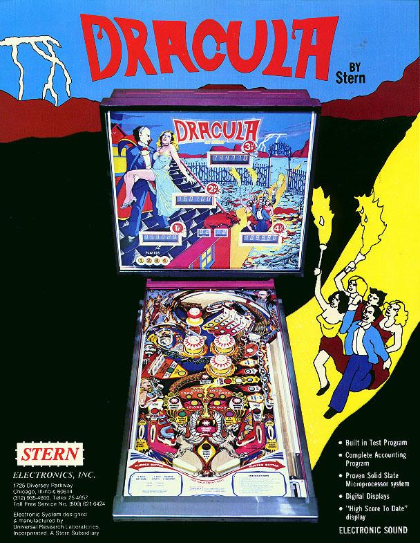 Dracula Pinball