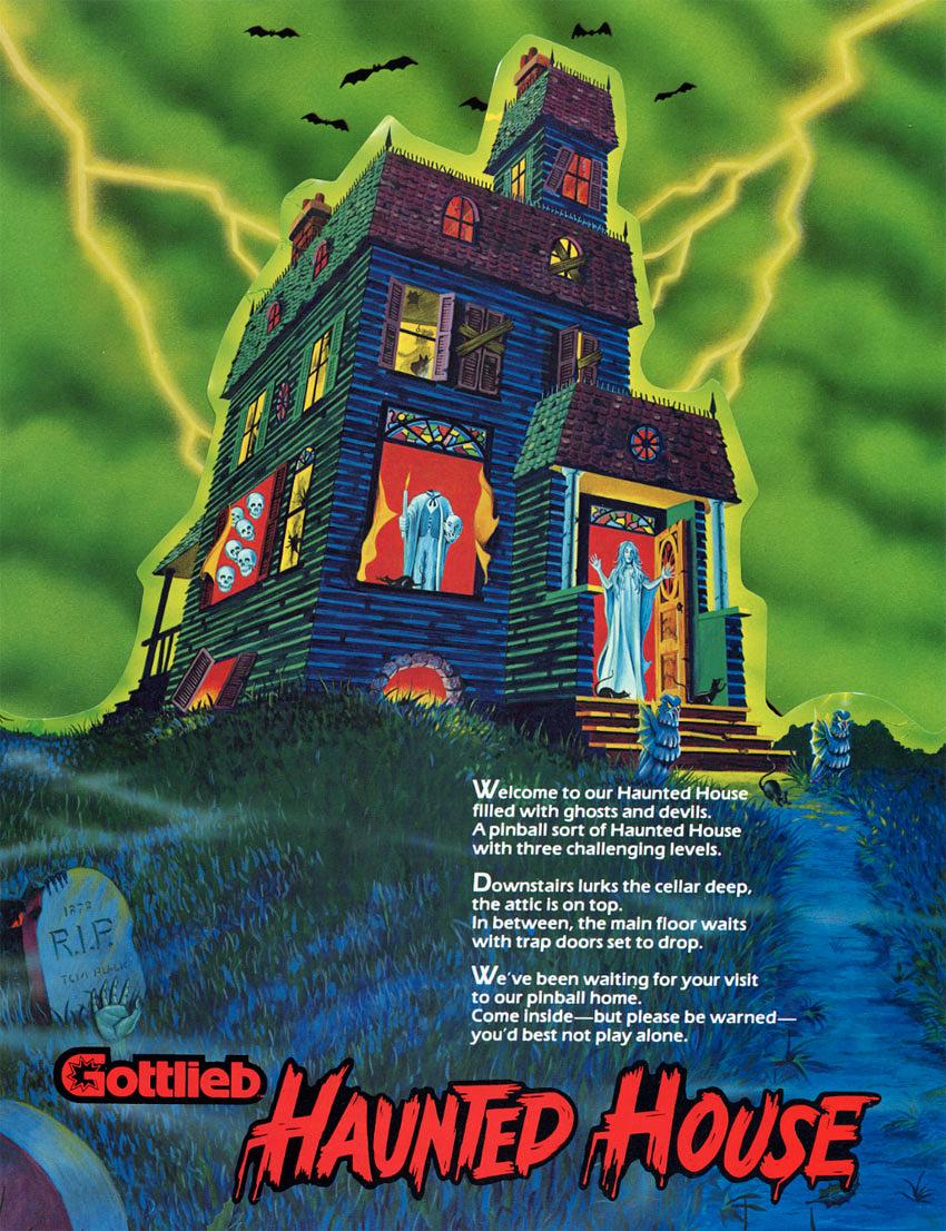 Haunted House Pinball