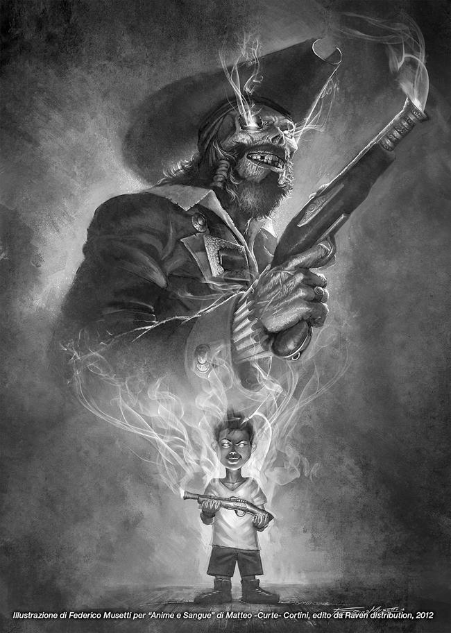 Pirate - Federico Musetti