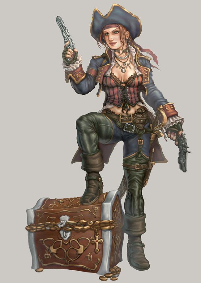 Pirate - Hector Moran
