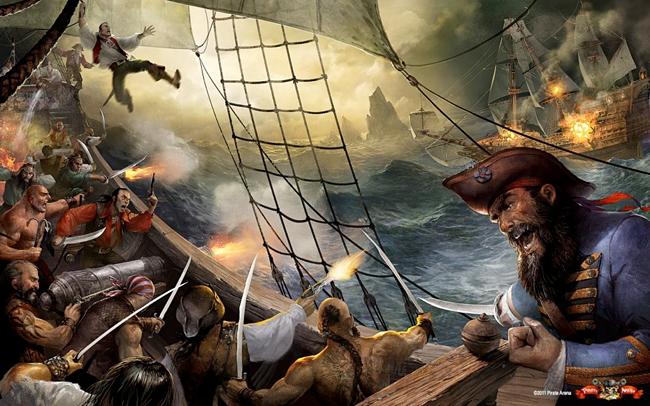 Pirate - Svetlin Velinov