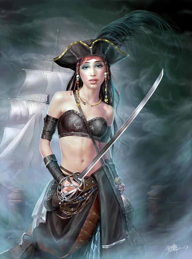 Pirate - Yuehui Tang