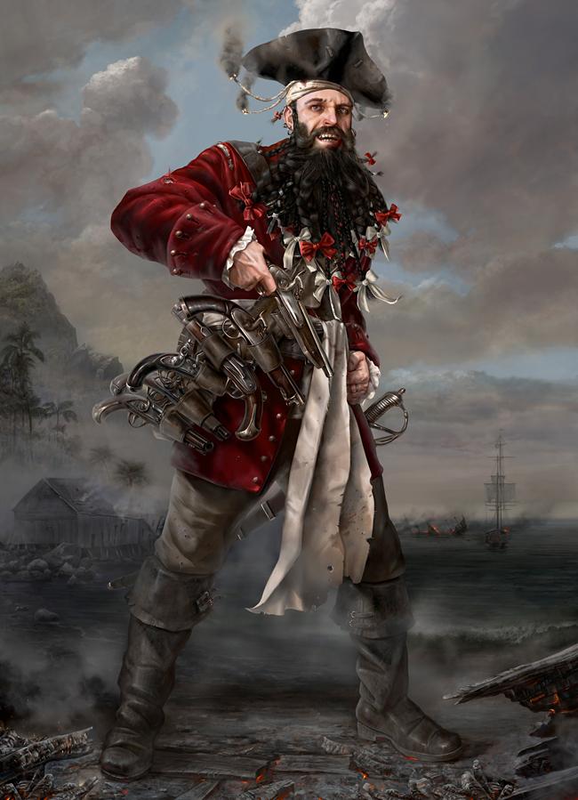 Pirate - Yuriy Mazurkin