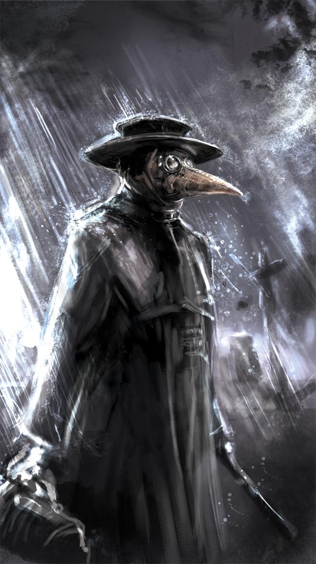 Plague Doctor - Mitchell Nolte