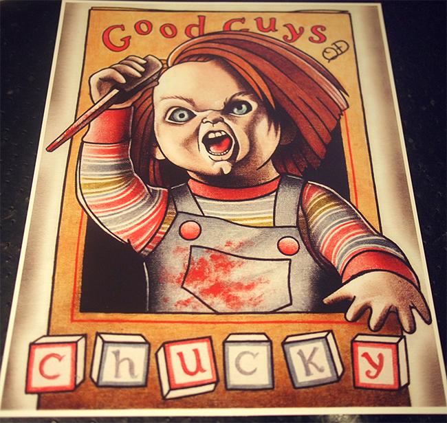Quyen Dinh - Chucky