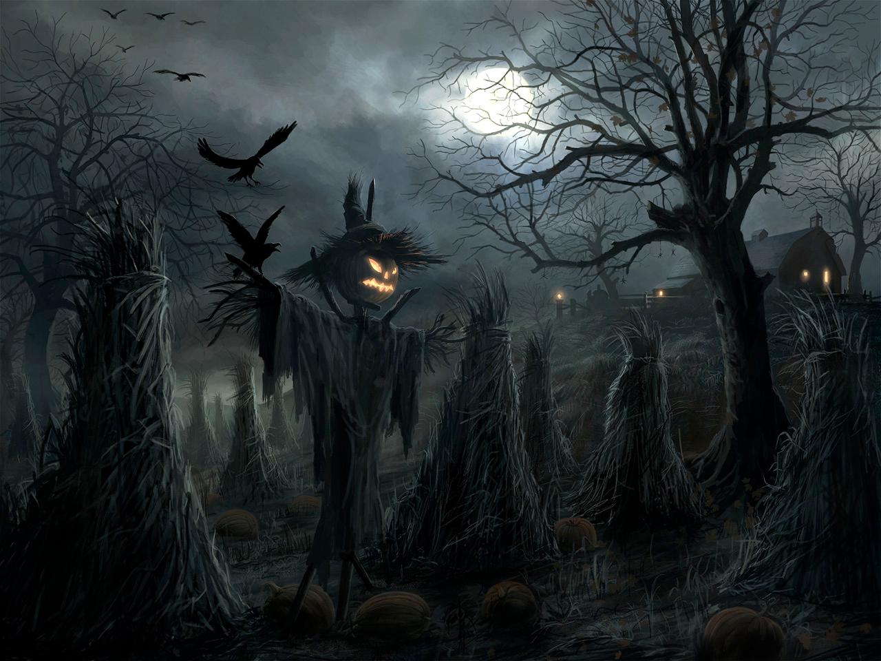Rado Javor - Scarecrow