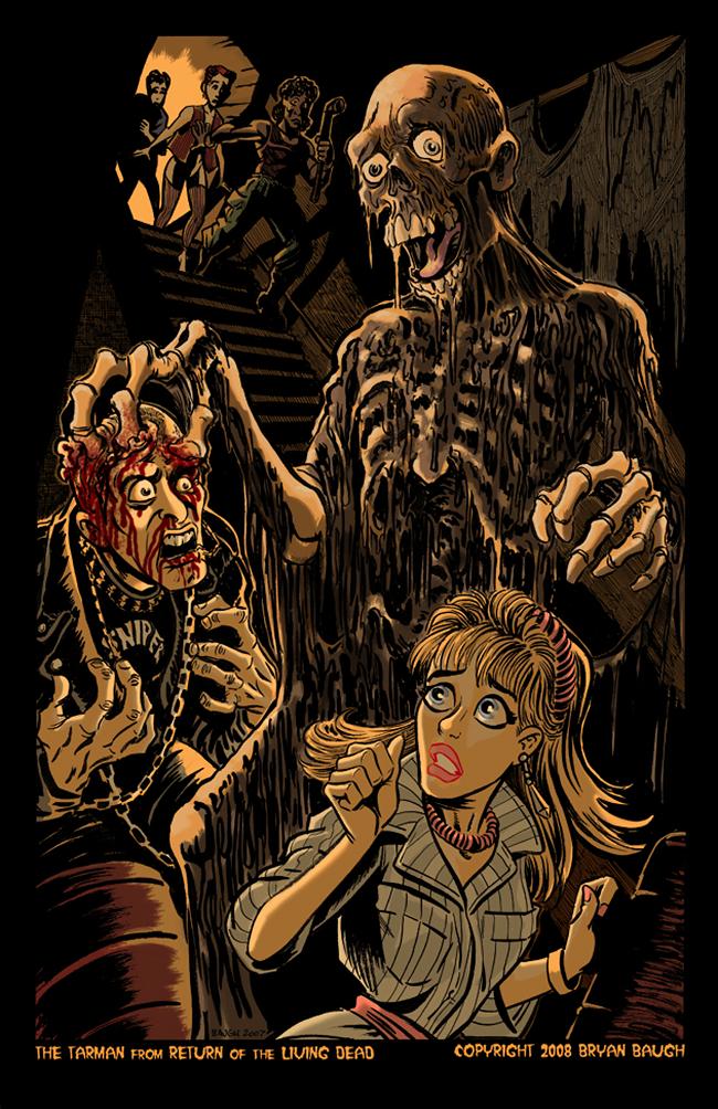 Return of the Living Dead - Bryan Baugh