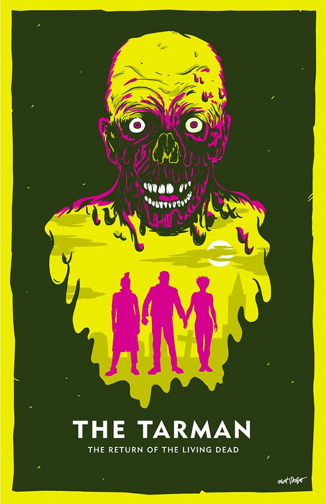 Return of the Living Dead - Matt Robot