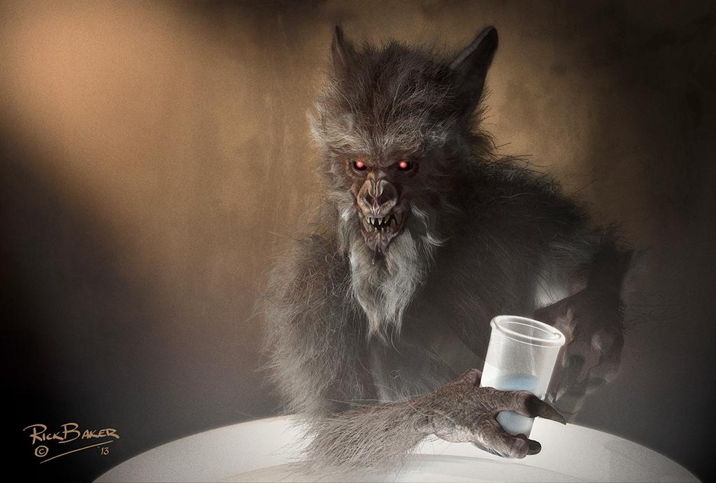 Rick Baker - Cantina Creature