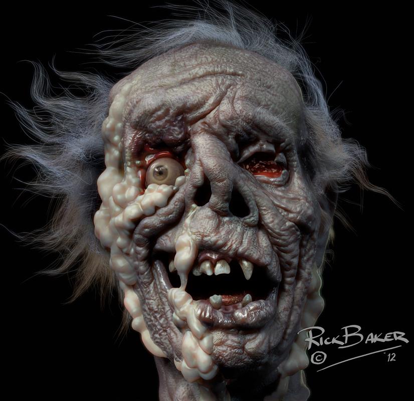 Rick Baker - Dorian Gray