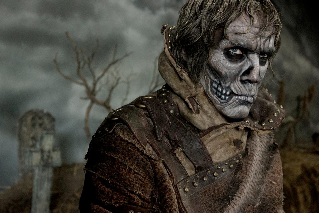 Rick Baker - MAC Cosmetics: Zombie