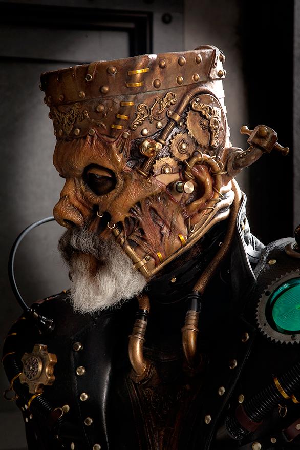 Rick Baker - Steampunk Frankenstein