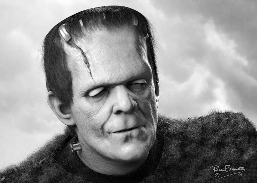 Rick Baker - The Monster