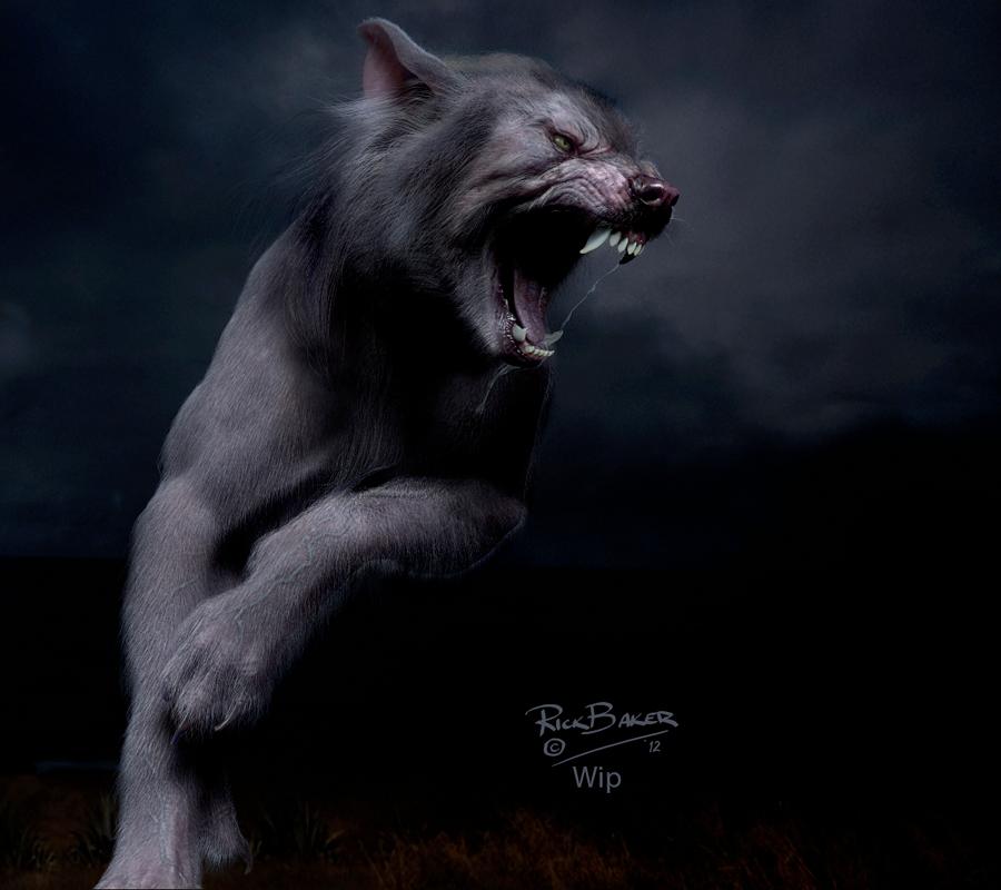 Rick Baker - Werewolf