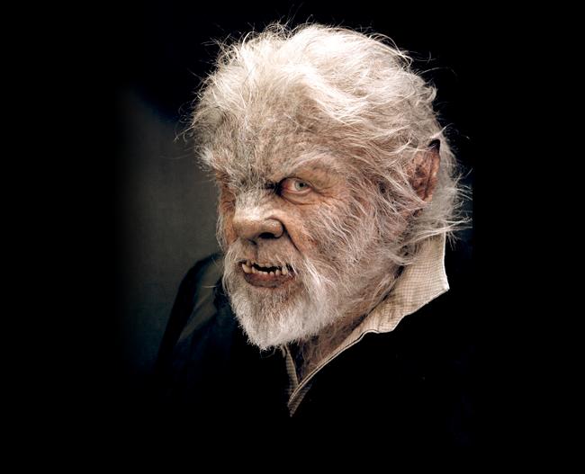 Rick Baker - Wolfman: Anthony Hopkins