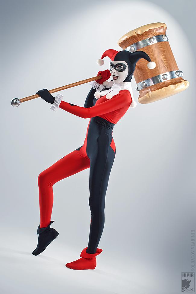 Ryoko Demon - Harley Quinn