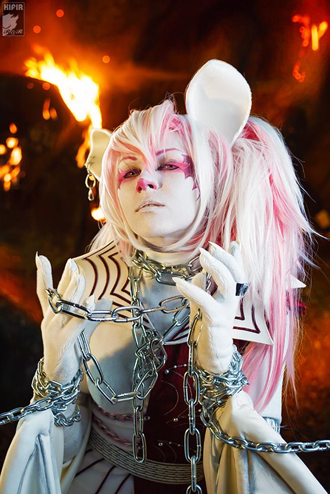 Ryoko Demon - Lyum Albino Bat