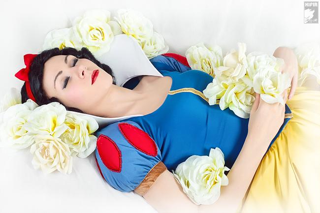 Ryoko Demon - Snow White