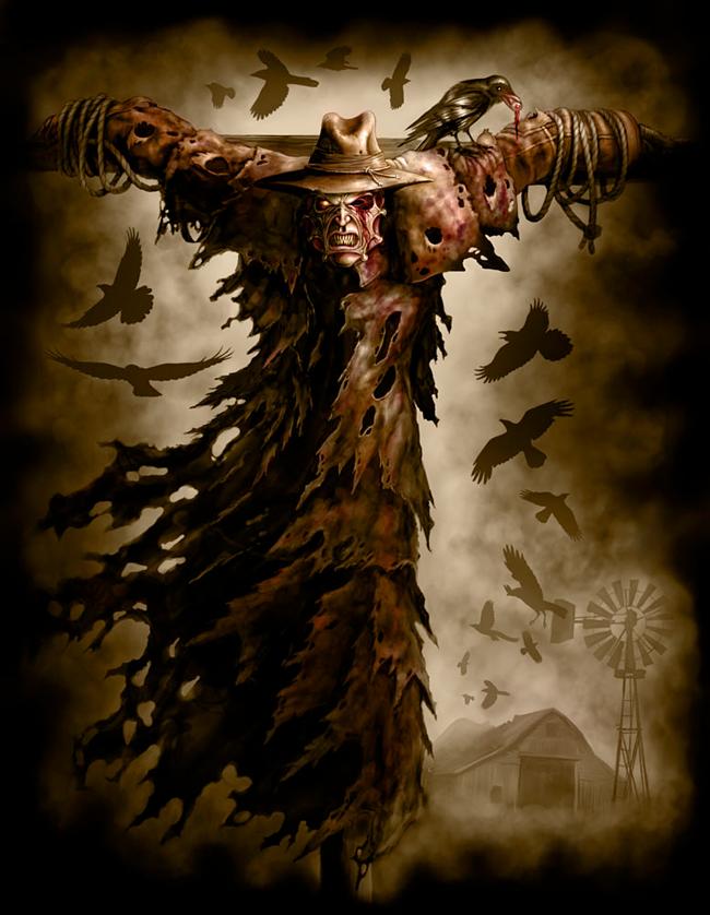 Scarecrow - Andrew Dobell