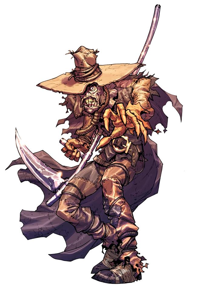 Scarecrow - Carlos DAnda