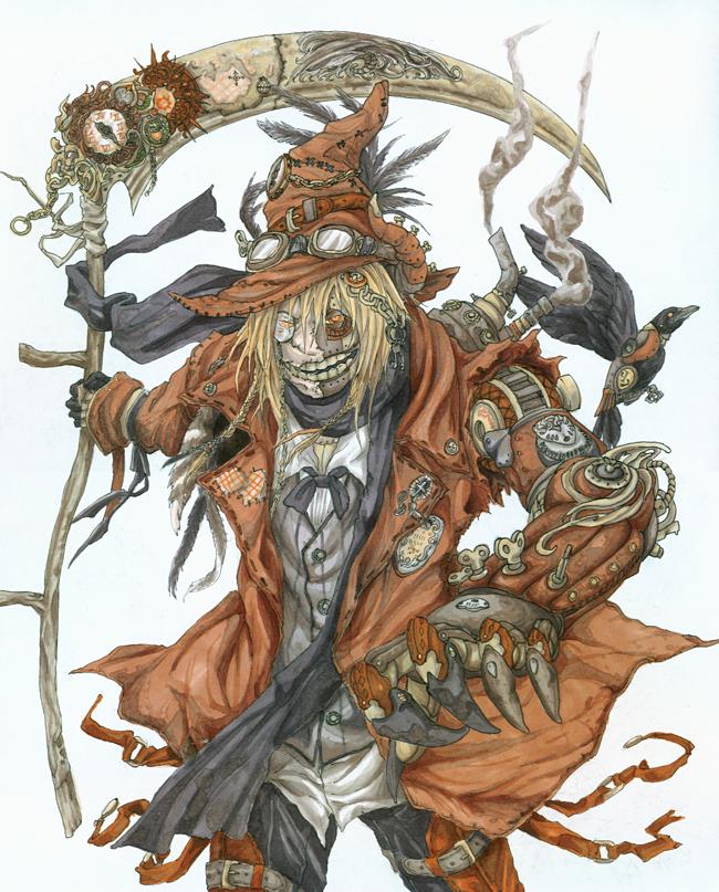 Scarecrow - Eoghan Kerrigan