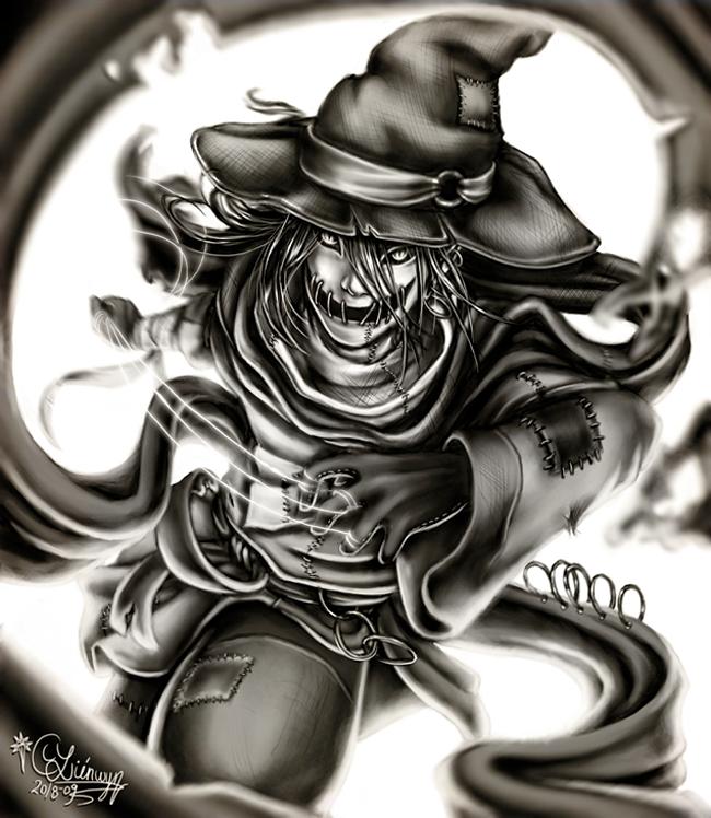 Scarecrow - Lienwyn