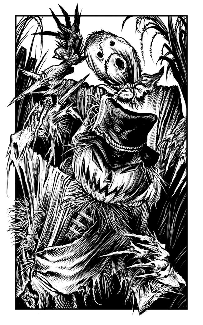 Scarecrow - Martin McKenna