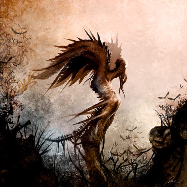 Scarecrow - Micha
