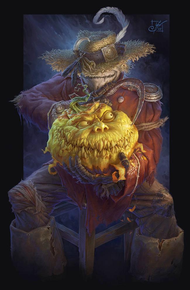 Scarecrow - Oleg Shekhovtsov