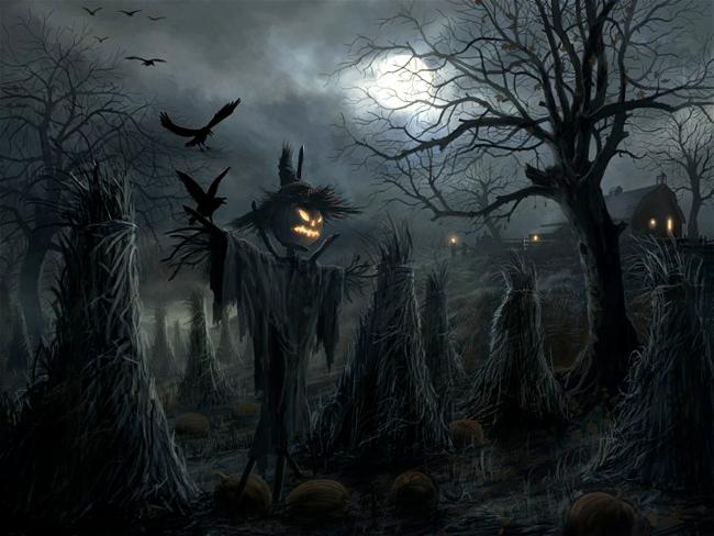 Scarecrow - Rado Javor