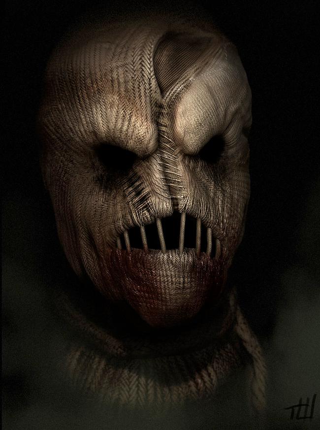 Scarecrow - Tom Lishman