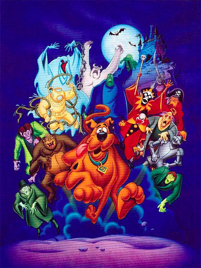Scooby Doo - Clampett Studio
