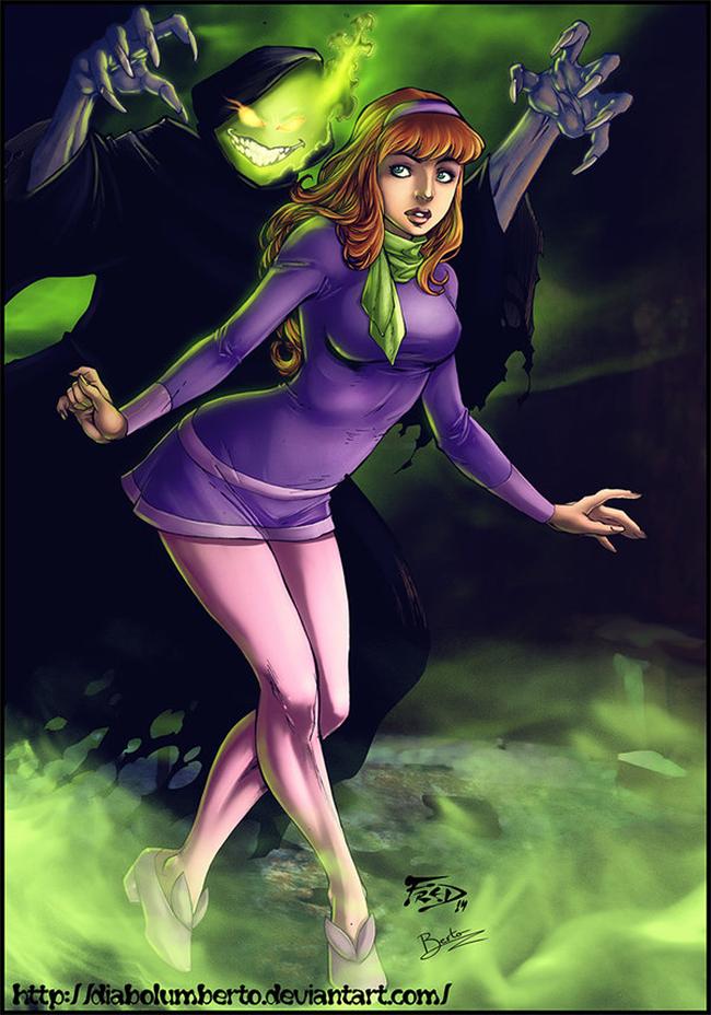 Scooby Doo - Diabolumberto