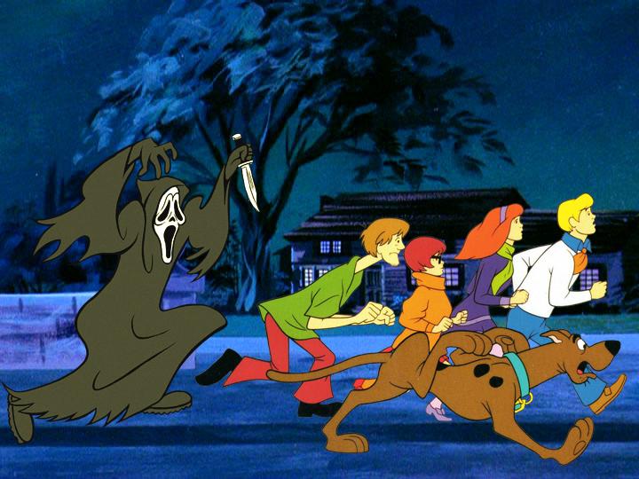 Scooby Doo - Travis Falligant
