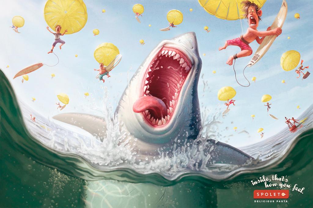 Shark - Bernardo Romero