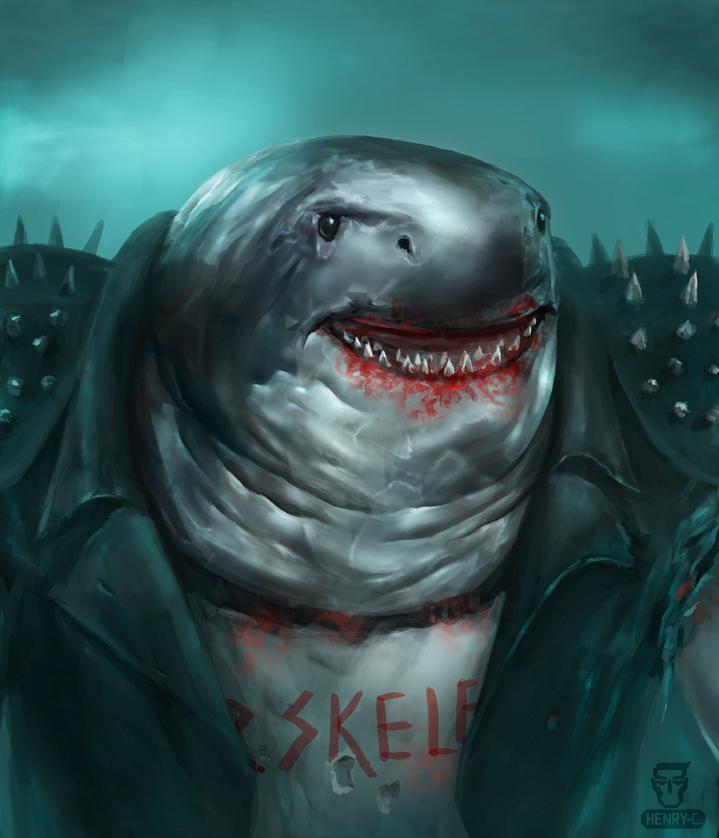Shark - Henry Cuéllar