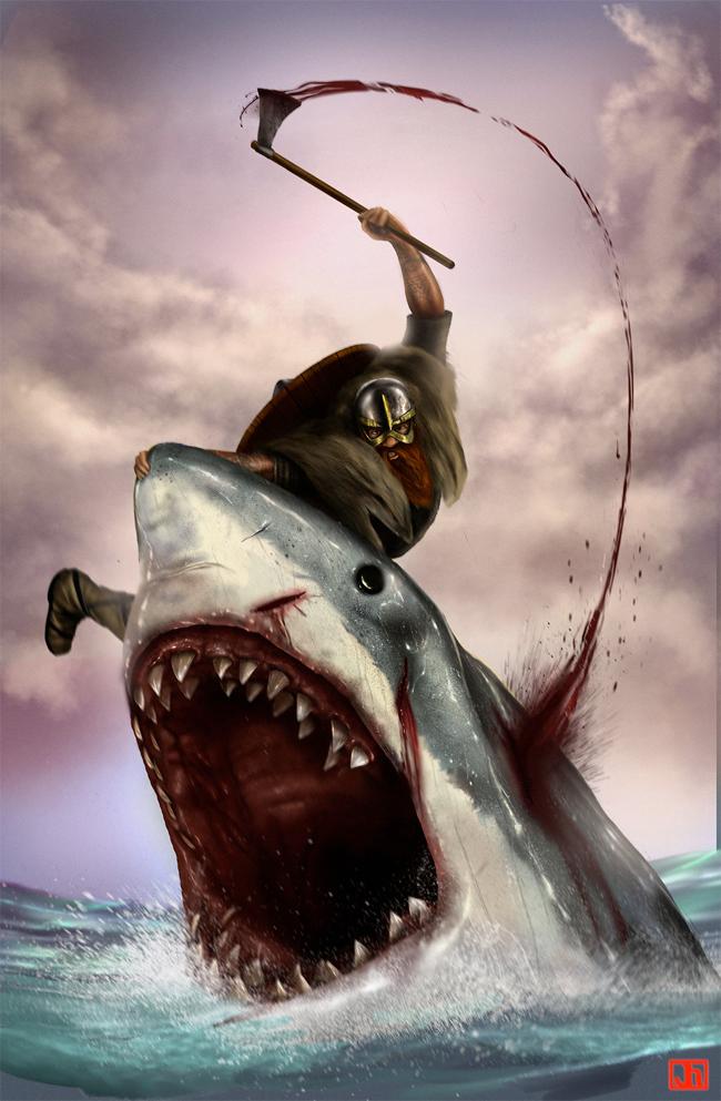 Shark - Jason Heuser
