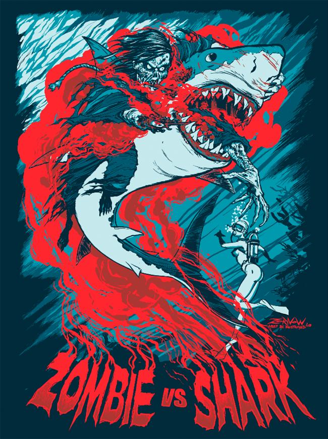 Shark - Jeff Zornow